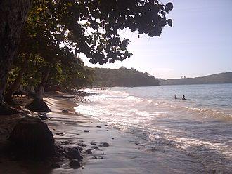 Guanta Municipality - Image: Playa Conoma en 2013 01