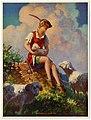 Playmates of Peter Pan, painting by Edward Mason Eggleston.jpg