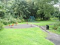 Playpark just off Cherry Tree Hill - geograph.org.uk - 1462202.jpg