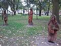 Pleszew City Park sculpt.jpg