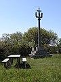 Plouescat (29) Calvaire-autel de Kergoal 01.JPG
