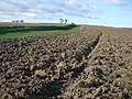 Ploughed field - geograph.org.uk - 1055857.jpg
