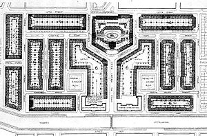 Plan Zuid - Woningencomplex De Dageraad.