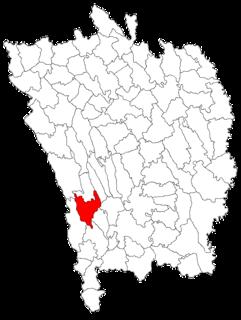 Pogana Commune in Vaslui, Romania