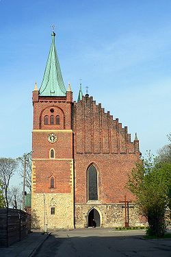 St. Wojciech and St. George church (1393)