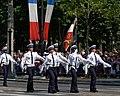 Police College Rouen-Oissel Bastille Day 2013 Paris t111747.jpg