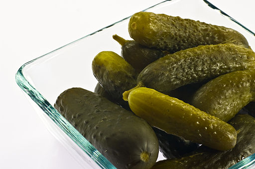 Polish style pickled cucumbers IMGP0464