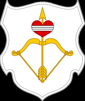 Poltava Regiment - Regimental coat of arms