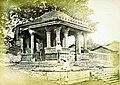 Porch Haibat Khan's Mosque Ahmedabad 1866.jpg