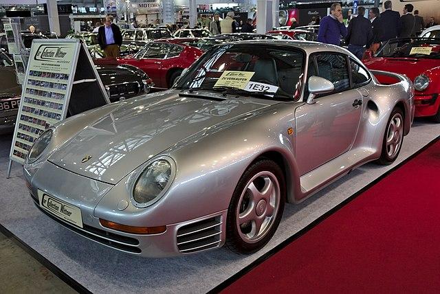 Image of Porsche 959 S