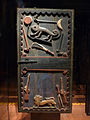 Portes du palais du roi Glèlè-Musée du quai Branly 02.jpg