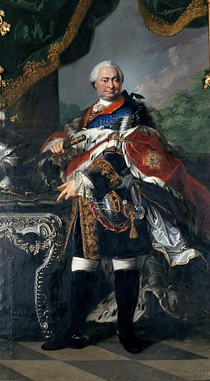 John Frederick, Prince of Schwarzburg-Rudolstadt - John Frederick of Schwarzburg-Rudolstadt, painting by Heinsius