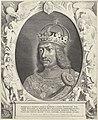 Portret van Albrecht II van Habsburg, Rooms-Duits keizer Effigies Imperatorum Domus Austriacae (..) (serietitel), RP-P-1908-1276.jpg