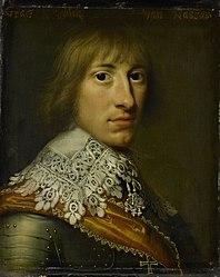 Wybrand de Geest: Portrait of Hendrik Casimir I (1612-40), C ount of Nassau-Dietz