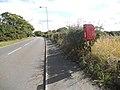 Postbox on Longwood Road - geograph.org.uk - 2027747.jpg