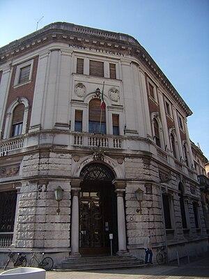 Roberto Narducci - Palazzo delle Poste e Telegrafi di Rovigo