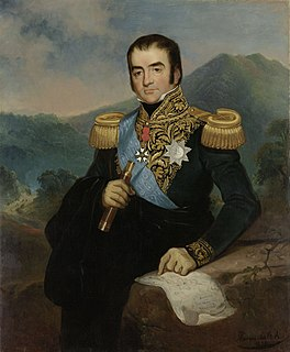 Herman Willem Daendels Dutch politician