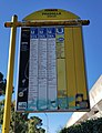 Prassilla - Herzl bus stop (Rome).jpg