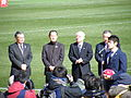 Pre-Ceremony, 50th All-Japan Rugby Football Championship ‐02.JPG