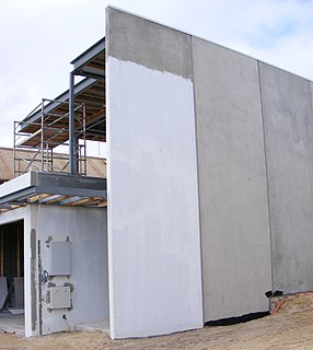 Precast concrete construction product produced by casting concrete in a reusable mold