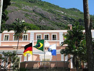 Botafogo - Deutsche Schule Rio de Janeiro