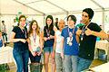 Preisverleihungs-Scene im Schülerwettbewerb beim Boulefestival Hannover 2012 IIIII.jpg