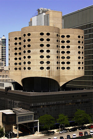 Prentice Women's Hospital Building - Image: Prentice Hospital 1