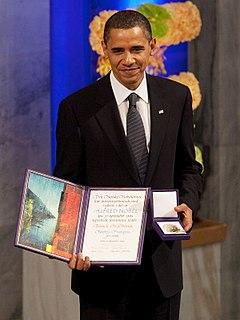 2009 Nobel Peace Prize