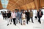 President Rodrigo Roa Duterte takes a tour inside the Mactan-Cebu-International Airport (MCIA) Terminal 2.jpg