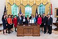 President Trump Signed an Executive Order on the Economic Empowerment of Asian Americans and Pacific Islanders (40876365703).jpg