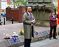 Preston MP Mark Hendrick at the Workers memorial day.jpg