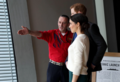 Prince Harry and Ms. Markle visit Titanic Belfast (40264176424).png