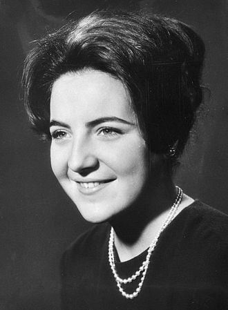 Princess Margriet of the Netherlands - Margriet in 1964
