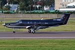 Private, OY-GSB, Pilatus PC-12-47 (20285003674).jpg