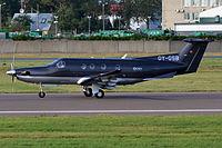 OY-GSB - PC12 - Copenhagen Airtaxi