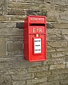 Private post box, Moor Hey, Fixby - geograph.org.uk - 385698.jpg