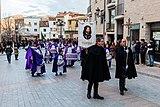 Procesión del Santo Entierro del Viernes Santo, Ágreda, Soria, España, 2018-03-29, DD 08.jpg