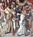 Procession de la Ligue dans l Ile de la Cite by Francois II Bunel 1522 1599 detail.jpg