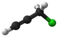 Propargyl-chloride-Spartan-MP2-3D-balls.png