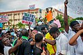 Protesters at the endSARS protest in Lagos, Nigeria 18.jpg
