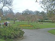 Pudsey Park, Leeds, UK