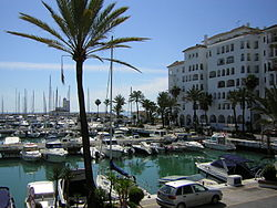 Port of the Duchess, Manilva
