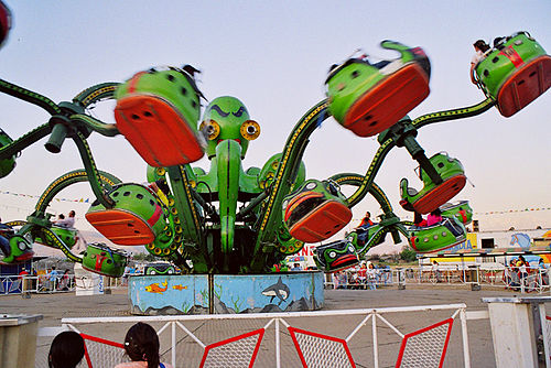 Octopus (ride) - Wikiwand