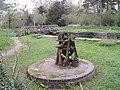 Pump remains - Haverholme lock - geograph.org.uk - 627923.jpg