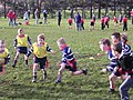 Putting rugby training into practice - geograph.org.uk - 628377.jpg