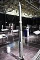 Q rocket Wind tunnel model in Kakamigahara Aerospace Science Museum November 8, 2019 01.jpg