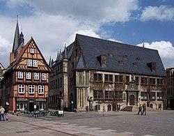 Lista del Patrimonio Mundial. 250px-Quedlinburg_Markt_2
