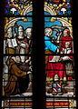 Quimper (29) Cathédrale Saint-Corentin Baie 09.JPG