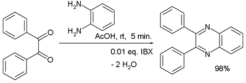 Quinoxaline Synthesis