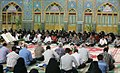 Qur'an reading, Hilal ibn Ali Mosque, Ramadan 1438 AH 03.jpg